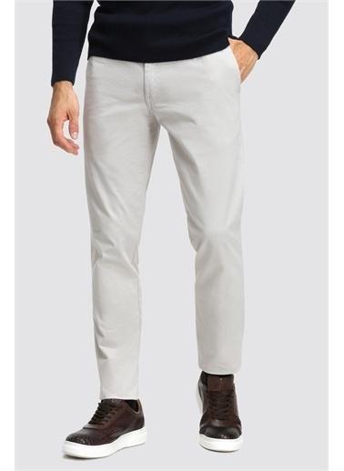 D'S Damat Ds Damat Slim Fit Taş Düz Chino Pantolon Taş
